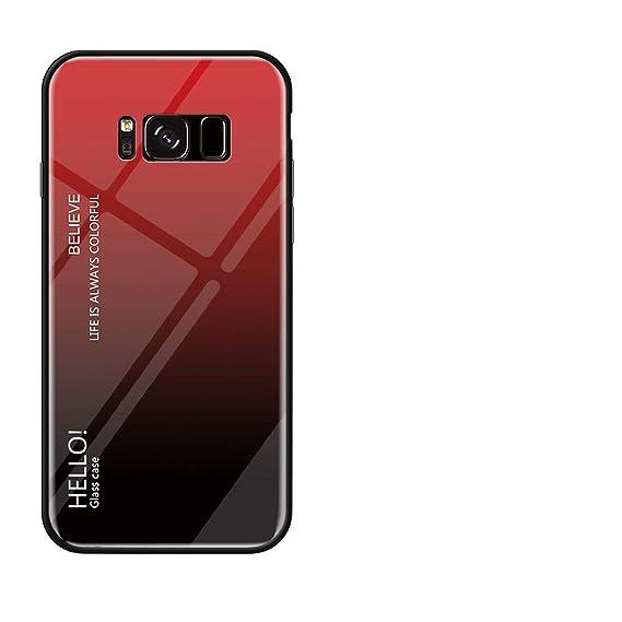 Amazon.com: Case for Samsung Galaxy S8 Case S9 Plus S7 Edge ...