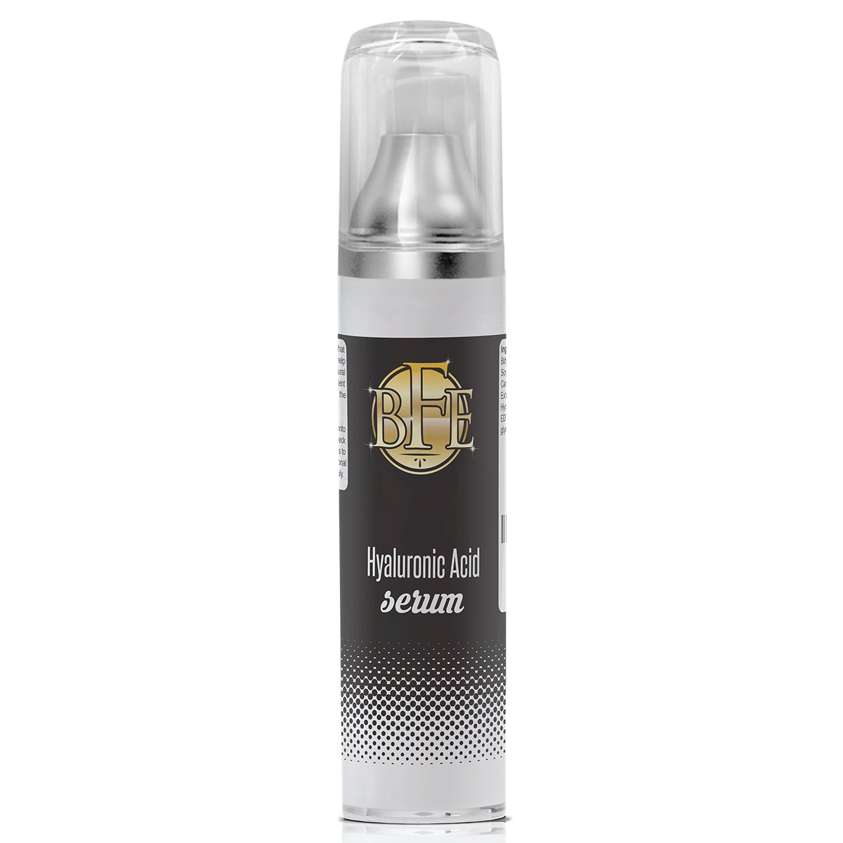 Hyaluronic Acid Serum – Powerful Anti Aging Hydration Formula Provides Extra Moisture to Dry Skin. Reduces Fine Lines & Wrinkles while Firming & Plumping Skin. For Men & Women. No Oily Feel.