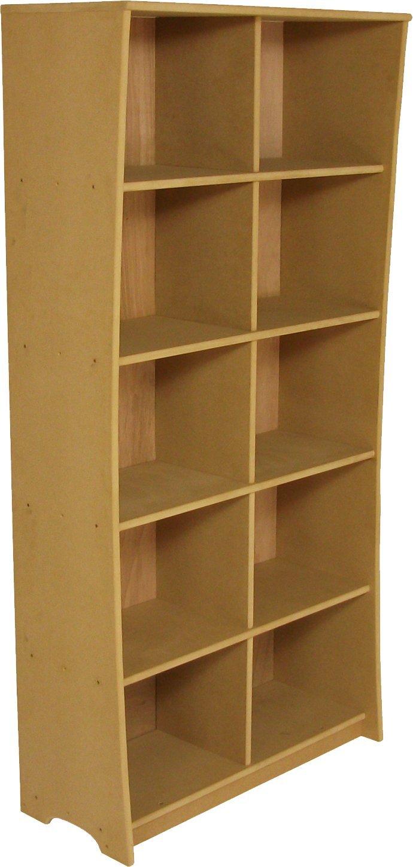 SoundDesks Record Storage - RS10 Kernow Carpentry