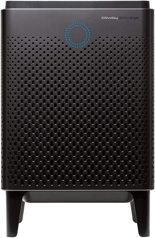 Coway Airmega 400 in Graphite/Silver Smart Air Purifier
