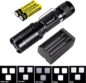 Sweepstakes: WishDeal 5 Modes 3xT6 LED Flashlight Super Bright...