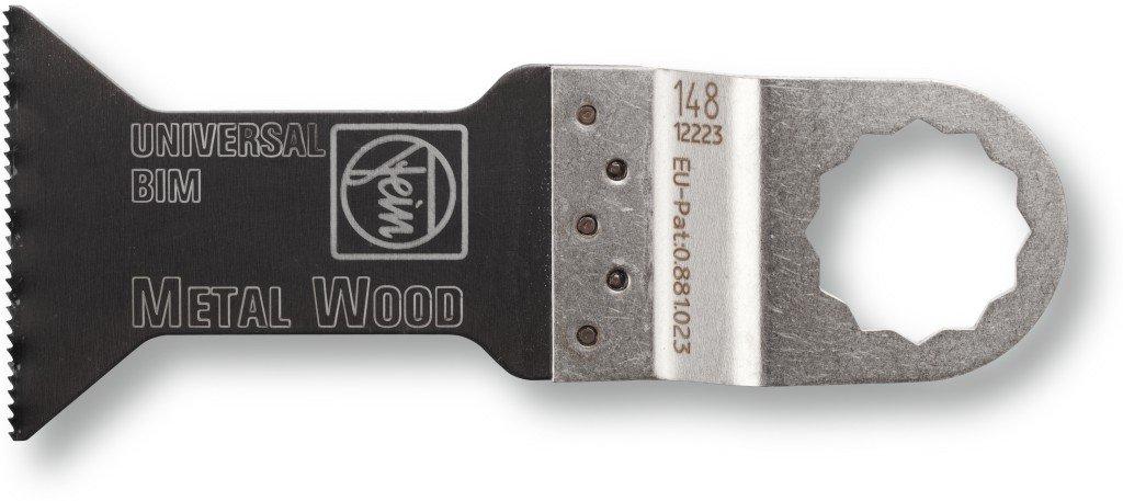 Fein 6-35-02-148-02-9 1-3/4-Inch SuperCut Bi-metal E-cut Blade, 5-Pack