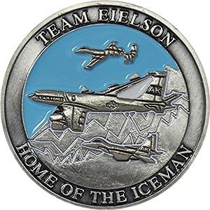 Eielson Air Force Base Challenge Coin