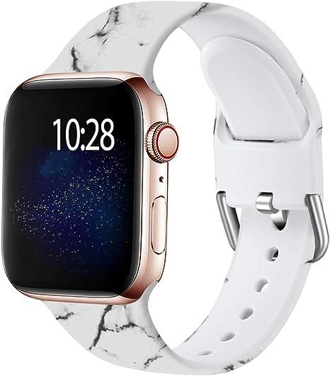 Wepro Kompatibel Mit Apple Watch Armband 38mm 40mm Elektronik