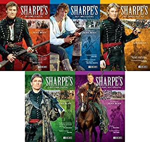 Sharpe Complete Collection Volumes 1-5 (15 DVD Set) from BFS