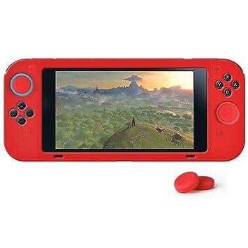 HSU Nintendo Switch シリコン ケース 任天堂スイッチ ソフトケース 高品質 超耐磨 ニンテンドー スイッチ