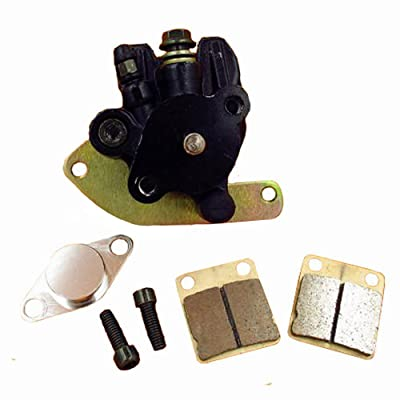 New Rear Brake Caliper Set For Yamaha Blaster 200 YFS200 2003-2006 With Pads: Automotive