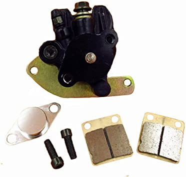 Rear Brake Caliper Assembly With Pads For Yamaha Raptor 660 2001-2005