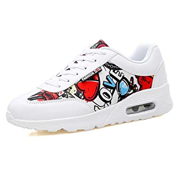 Mens/Womens Sneakers 2018 Fashionable Personality Lovers Running Shoes Mens & Womens Air Cushion/