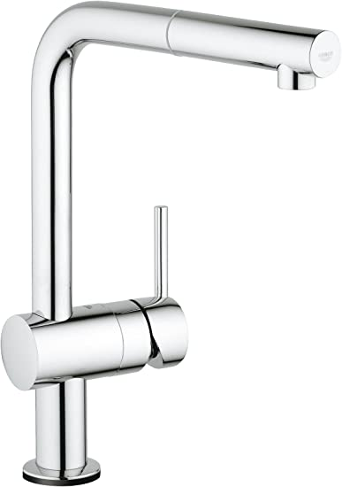 Grohe Miscelatore Cucina Elettronico Minta Touch Cromo 31360001 Amazon It Fai Da Te