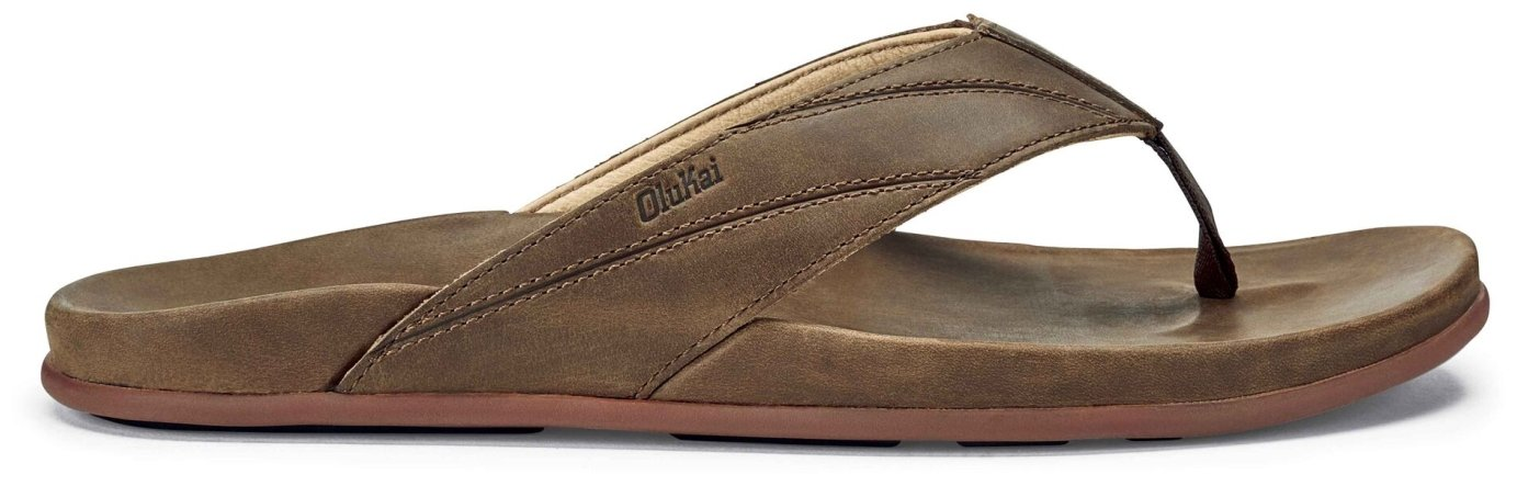 OLUKAI Pikoi Mens Sandals Ray/Ray Size 12