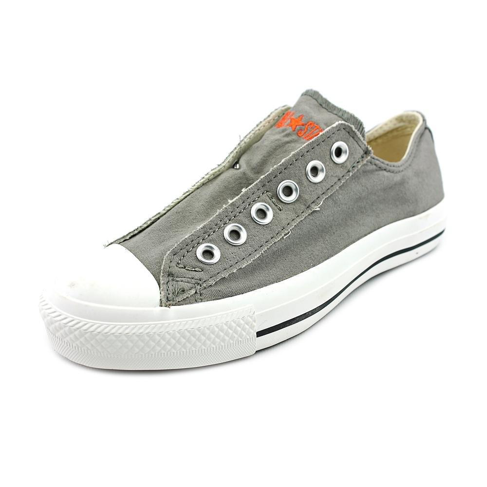 8911e89a0e69 Galleon - Converse Chuck Taylor Slip-On Sneaker Charcoal 5.5 M US Men   7.5  M US Women