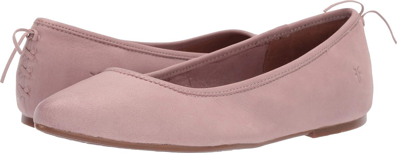 8d4736608162 Amazon.com  FRYE Women s Regina Ballet Flat  Shoes