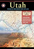 Benchmark Utah Road and Recreation Atlas – 4th edition
