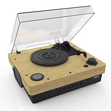 Estilo Vintage tocadiscos Akai para discos vinili 33/45/78 RPM Con ...