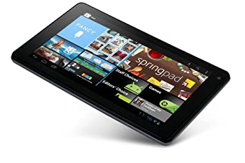 Go Tab 6 inch Multipad DIG!T Tablet (ARM 7100 1GHz, 512MB RAM, 4GB HDD,  Android 4 0)