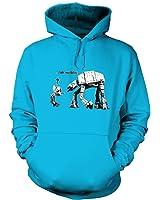 Banksy I Am Your Father Hoodie - Film Movie Geeky Tshirt