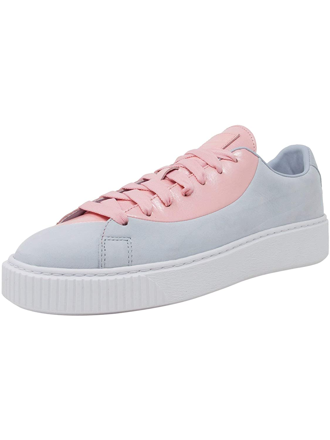 save off e0414 fbbe0 PUMA Womens Basket Platform Val FM