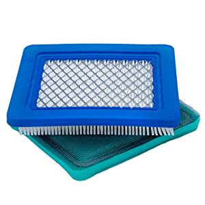HOODELL 491588s Air Filter with Pre Filter, Compatible for Briggs and Stratton 491588, Toro 20332, Craftsman 3364, Premium Lawn Mower Air Cleaner