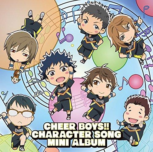 Breakers - Cheer Boys (Anime) Character Song Mini-Album [Japan CD] LACA-15597