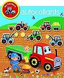 Mes véhicules préférés en autocollants - les tracteurs - dès 3 ans