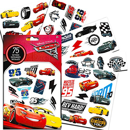 Disney/Pixar Tattoos ~ Over 50 Tattoos (Disney Cars)]()