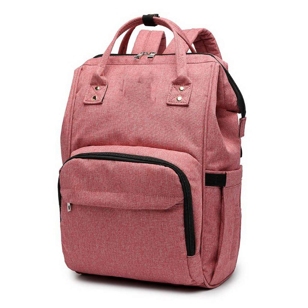 Backpack Large Capacity Backpack For Mom Care Bag Diaper Nappy Bags Travel Storage Fashion