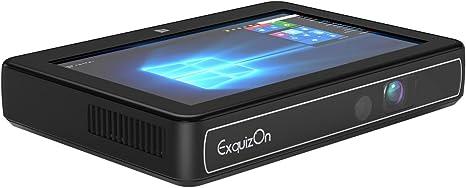 exqu IZON Smart 3 – Proyector Touch de pantalla 200 Pulgadas WiFi ...