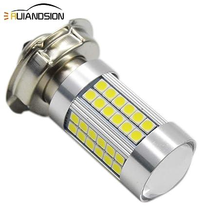 Ruiandsion 1 unids P26S Bombilla LED 6V Súper brillante 3030 66SMD ...