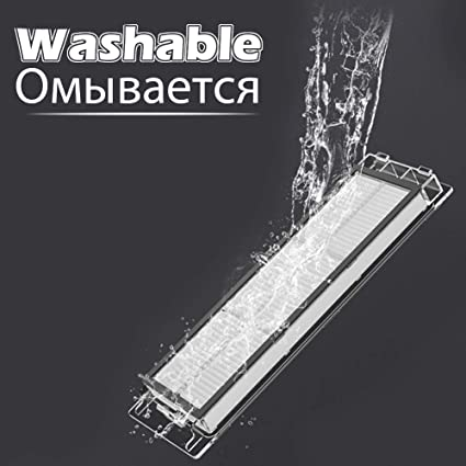 Amazon.com: Improved Version Waterproof Washable Hepa Filter for ...