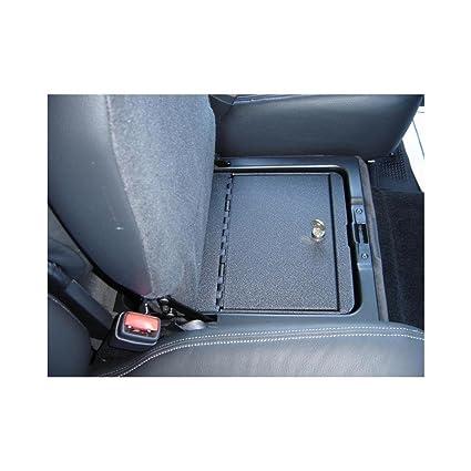 Console Vault Under Seat Gun Safe 06 13 Dodge Ram W Keyless Combo