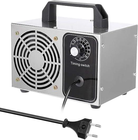 Generador de ozono aire 220V 24G,purificador de aire ozonizador ...