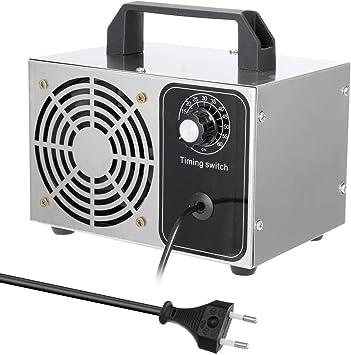 Generador de ozono 24g,purificador de aire ozono desodorizador,ozonizador de aire para hogar/domestico: Amazon.es: Bricolaje y herramientas