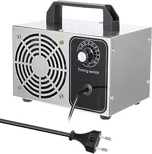 Generador de ozono aire 220V 24G,purificador de aire ozonizador ozono de aire: Amazon.es: Hogar