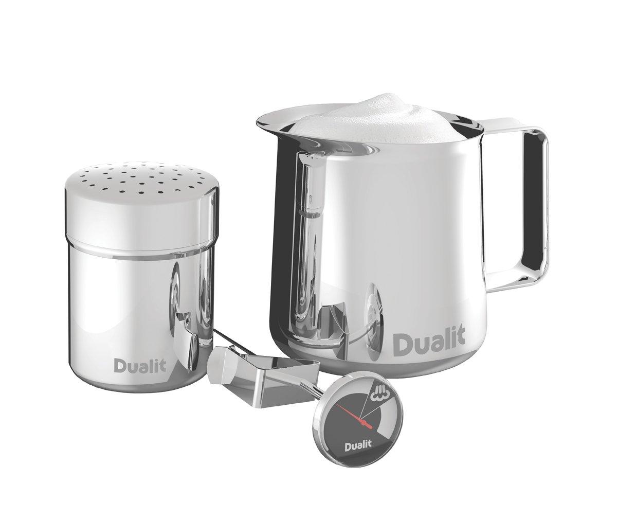 Dualit Barista Coffee Kit Stainless Steel 85100