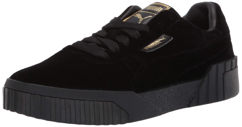 Puma Black-puma Blac 1557 PUMA Women's Cali Sneaker