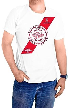 Personalizador Camiseta Final Madrid 2018 - Copa Libertadores de América - Club Atlético River Plate (