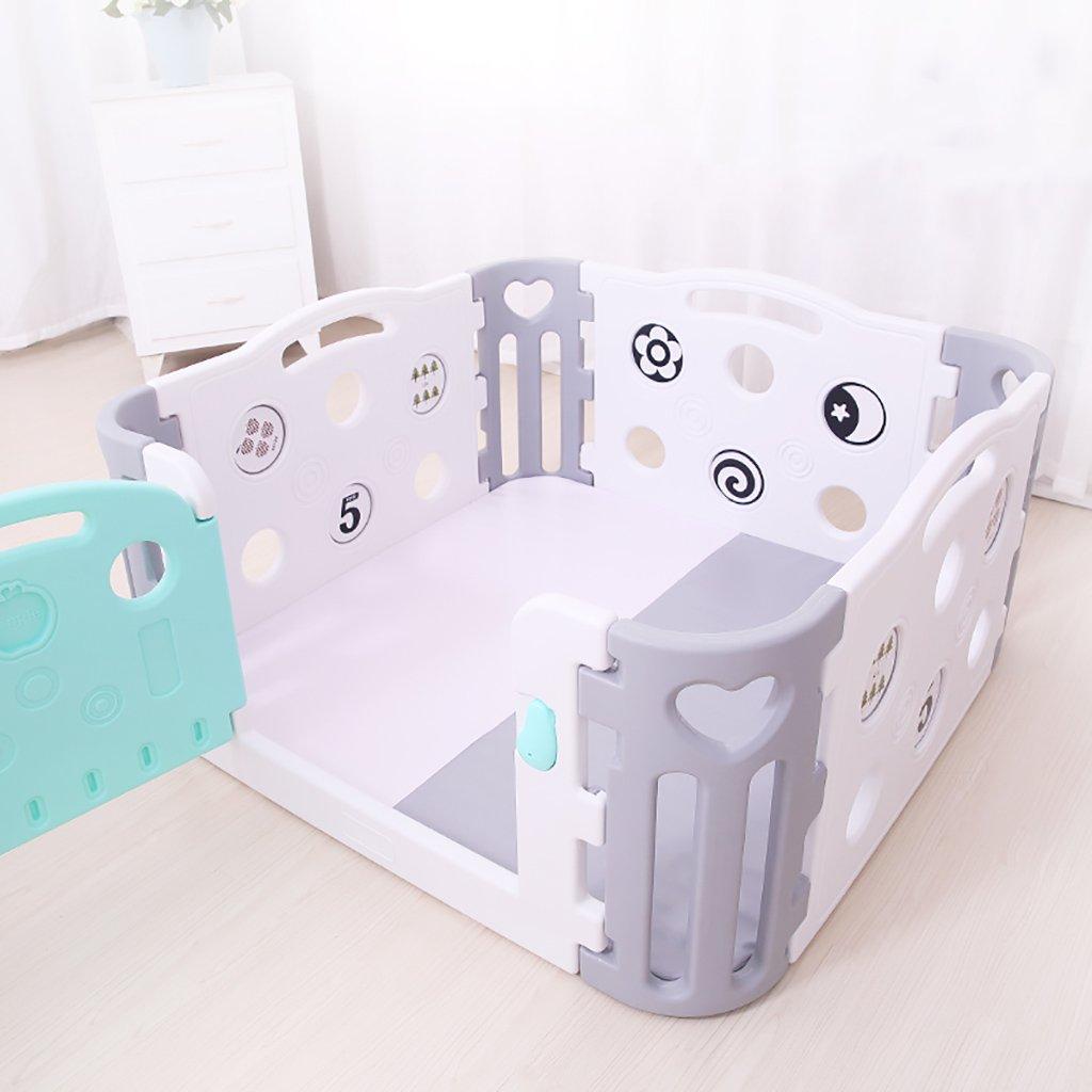 フェンス子供ゲーム屋内遊園地ベイビークロールマットベビー家庭用幼児安全フェンス玩具フェンス (サイズ さいず : : Style1(132*132cm)) Style1(132 さいず*132cm) B07FH7KSFM B07FH7KSFM, アサヒマチ:23735809 --- 6530c.xyz
