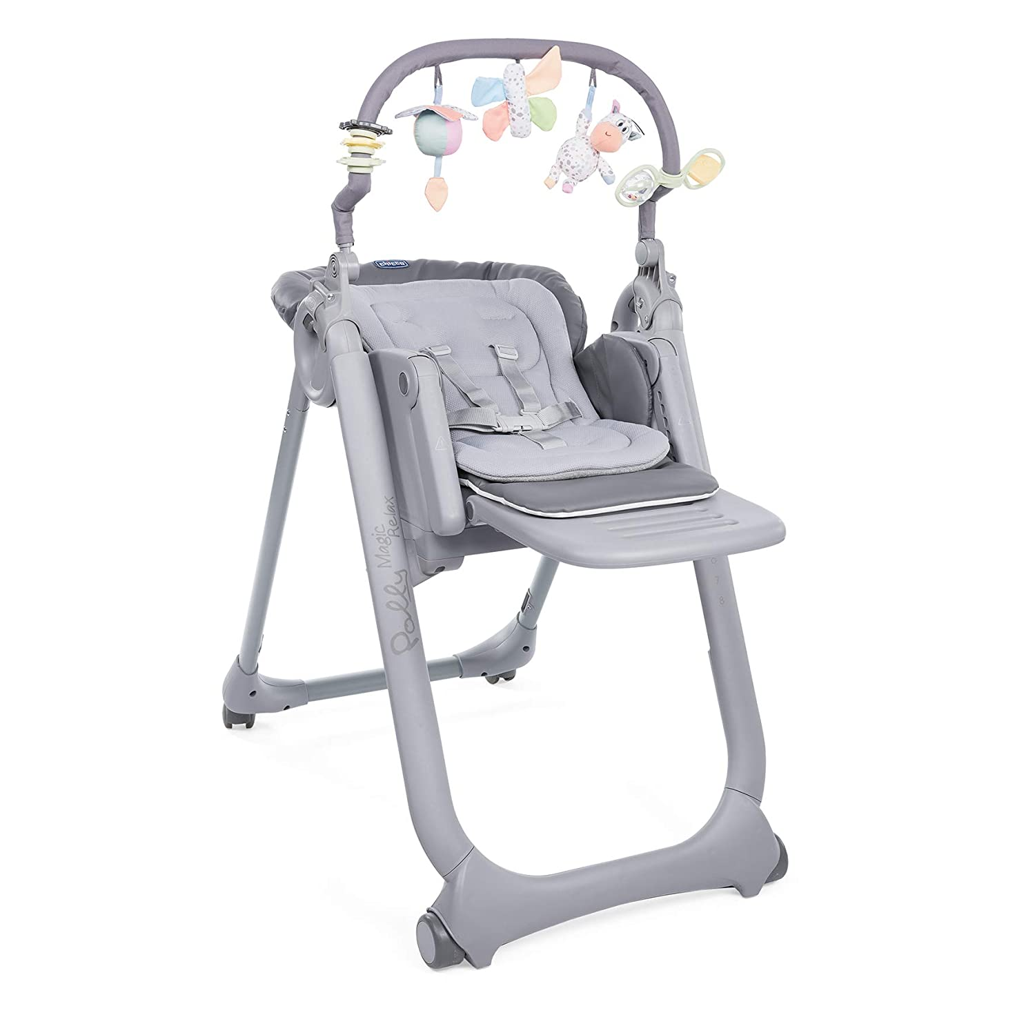 Gris CHICCO 06079502210000/Trona Polly Magic Relax