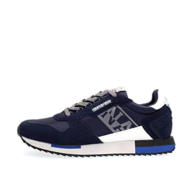 best loved cbb70 7239b NAPAPIJRI N0YJQN Mesh-Suede Virtus 01