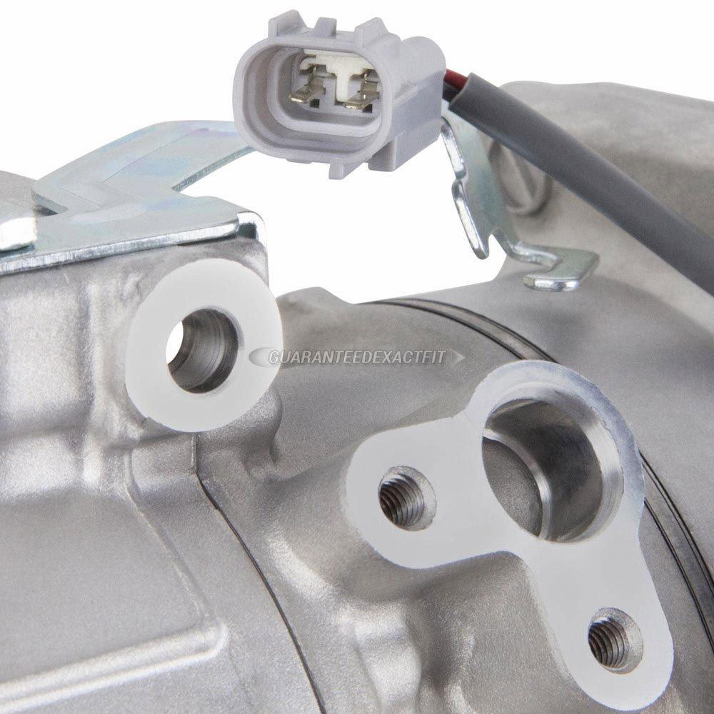 Nueva marca de calidad premium AC Compresor & A/C de embrague para Toyota Yaris - buyautoparts 60 - 02381 - NA New: Amazon.es: Coche y moto