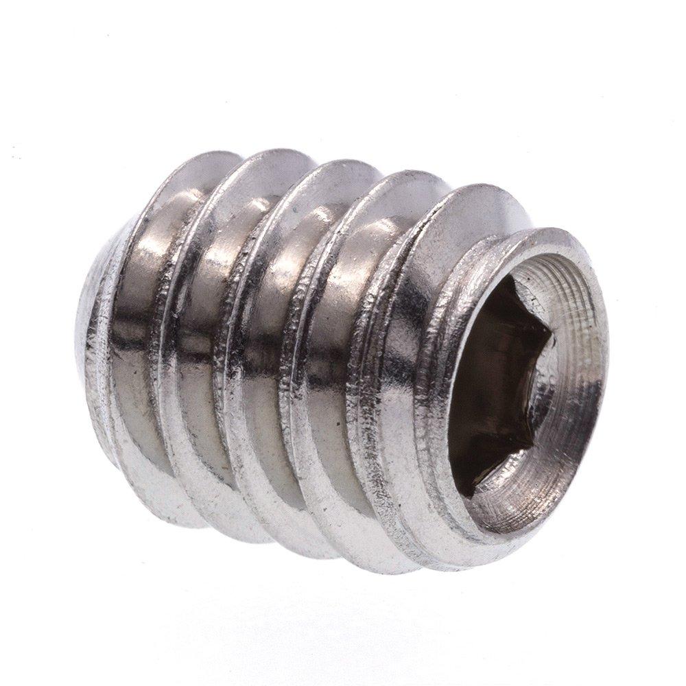 #8-32 X 3//16 in 25-Pack Prime-Line Products Grade 18-8 Stainless Steel Prime-Line 9182606 Socket Set Screws