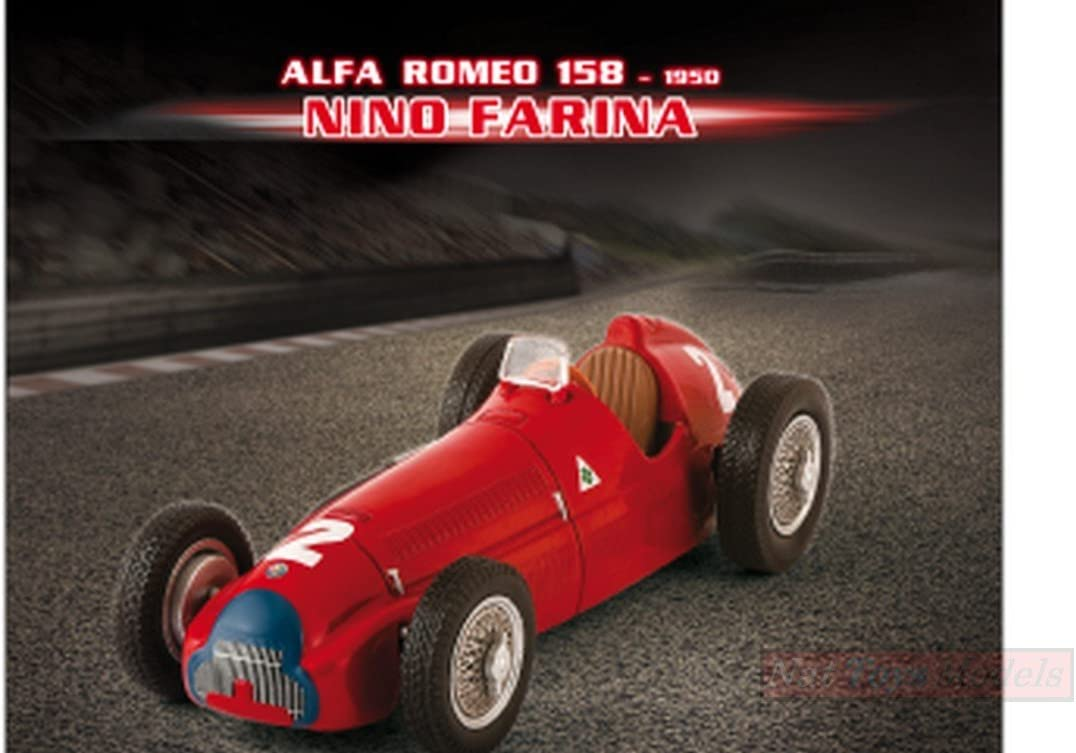 EDICOLA F1 Alfa Romeo 158 1950 Farina Formula 1 Collection 1:43 ...