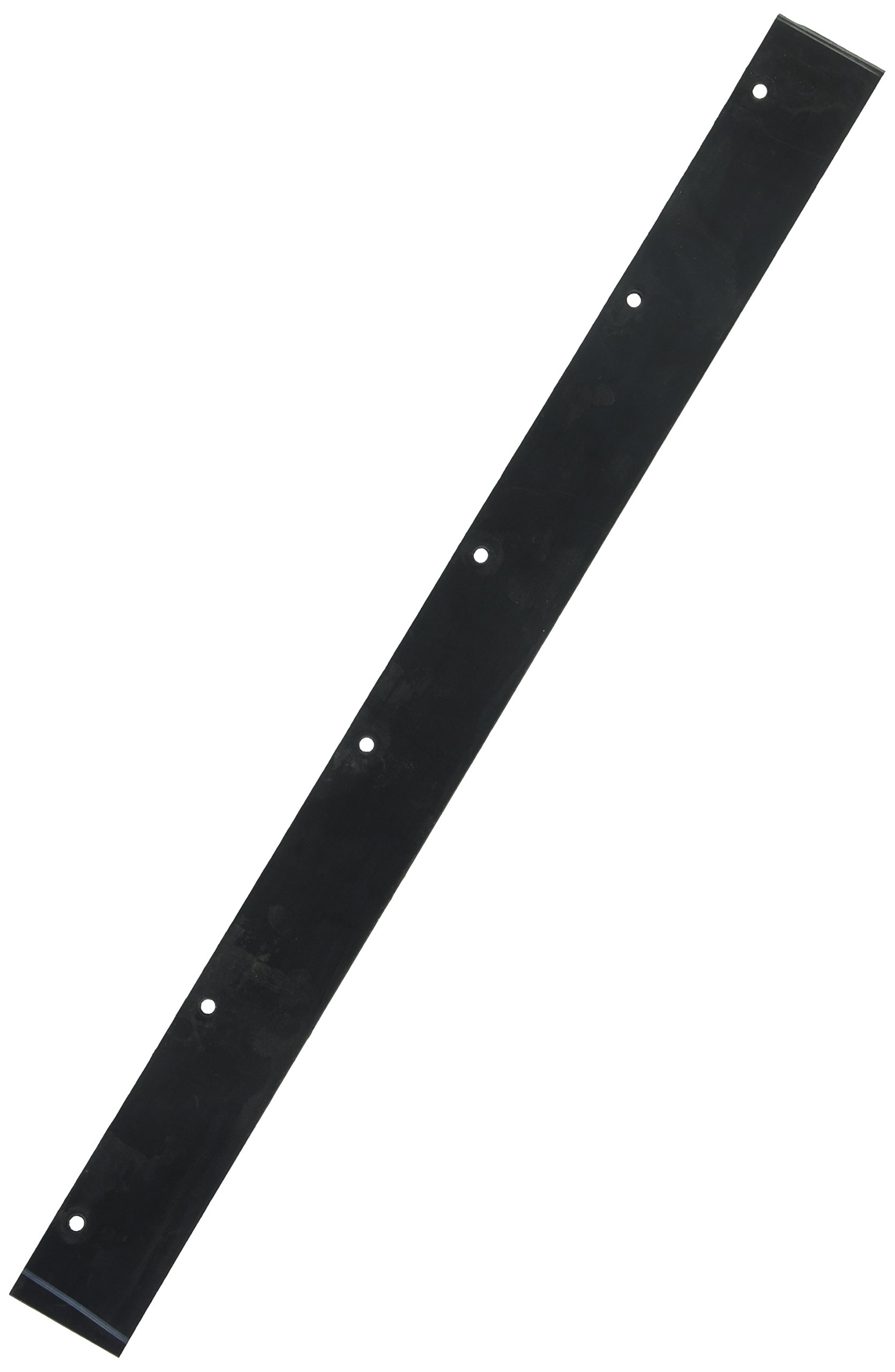 Floor Squeegee Replacement Blade 24'' Made in the USA by Kraft Tool