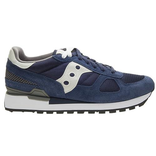 Saucony Shadow 668 Blue/grey Scarpe Sneaker Uomo 2108-668