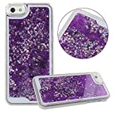 49ers license plate frame bling - Rinastore iPhone 6s case,iphone 6 case,Creative Design Flowing Quicksand Moving Stars Bling 3D Glitter Floating Dynamic Flowing Case Liquid Cover for Iphone 6 4.7inch (Purple star )