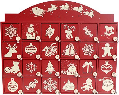Wooden Advent Box - 1