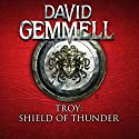 Shield of Thunder: Troy, Book 2 Audiobook by David Gemmell Narrated by Thomas Judd