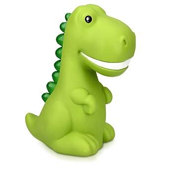 Navaris Veilleuse LED Enfant Dinosaure - Lampe de Nuit pour Chambre ...