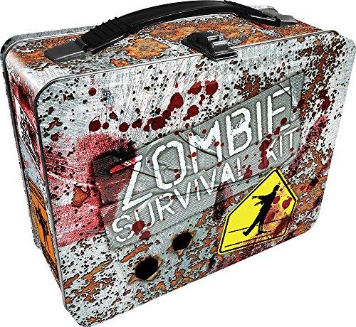 Aquarius Zombie Survival Large Gen 2 Tin Storage Fun Box